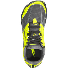Altra Lone Peak 4 Trail Running Shoes Men, gray/yellow